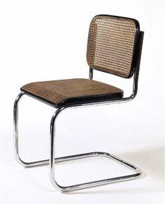 Diseñadores: Los muebles de Marcel Breuer