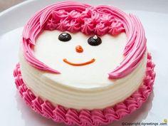 Dayana Simple Birthday Cake Designs Beautiful Cakes Bunny Bithday