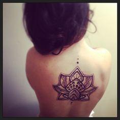 Beautiful tattoo on the back. #tattoo #tattoos #ink