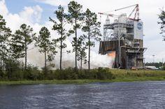 NASA Concludes Summer of Testing with Fifth Flight Controller Hot Fire via NASA https://go.nasa.gov/2emla90  http://tumblr.larisia.com/post/164834865476
