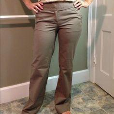 "Ann Taylor pants Beautiful EUC Ann Taylor slacks, 4% spandex gives these pants an incredible comfortable fit.30"" inseam Ann Taylor Pants"