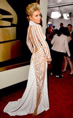 Paris Hilton #Grammys