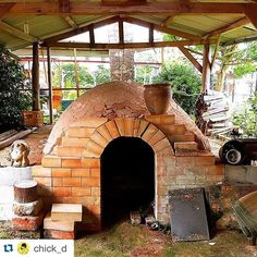 Repost @chick_d with @repostapp.\ by woodfiredpotterykilns