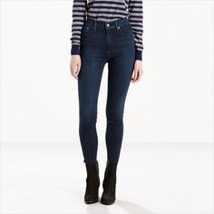 Levi's Mile High Womens Skinny Jeans