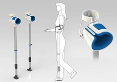 crutches design - Google Search