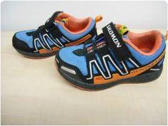 Dětské boty Salomon z bazaru