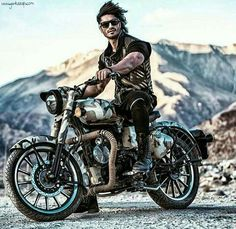 Vidyut sir my Hero❤️❤️  Classic 350 Royal Enfield, Enfield Classic, Duke Motorcycle, Motorcycle Style, Bollywood Posters, Bollywood Actors, Actor Picture, Actor Photo, Boy Poses