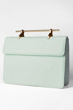 Meet Your New Fashion Obsessions #refinery29  http://www.refinery29.com/64996#slide8  M2MALLETIER  — It's rare that we see a handbag that's so obviously got star potential, but the jewel boxes from M2MALLETIER are it. Created with both minimalism and surrealism in mind, the bags from M2MALLETIER have got the chops to become the next PS1, 2.55, or Trapeze. With a distinctive metal handle, these carryalls are going to be your next big splurge.