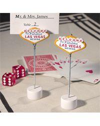 Rat Pack - Frank Sinatra Theme Vintage Vegas Wedding