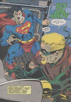 1995 Green Arrow