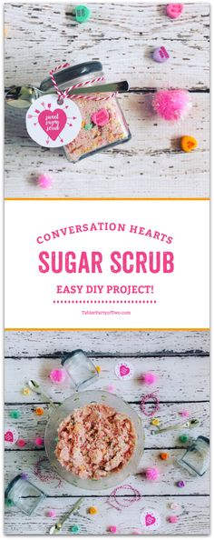 OMG! Super EASY diy project for Valentine's Day. Perfect for party favor or teacher gift! TablerPartyofTwo.com