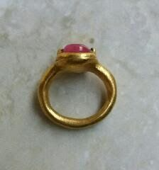 Balinese Arts Antique: Gold rings