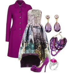 """FALL WEDDING GUEST!!!"" by glory-girl2 on Polyvore"