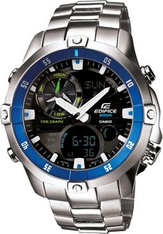 Buy Casio Men's Edifice Stainless Steel Bracelet Strap Watch, Silver from our Men's Accessories & Watches Offers range at John Lewis & Partners. Men's Accessories, Relogio Casio Edifice, Cool Watches, Watches For Men, Men's Watches, Sporty Watch, Expensive Watches, Stainless Steel Bracelet, Casio Watch