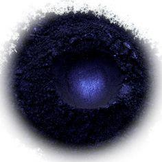 5g Mineral Eye Shadow  Blue Black  True Black With by Rhasdala, $6.00-https://www.etsy.com/treasury/OTI3NDI1OXwyNzI0NDUwNzE4/blue-black