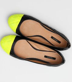 #DIY Neon Flats | Find directions online at Joann.com