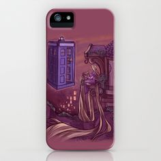 You Comin' Blondie?  iPhone & iPod Case by Karen Hallion Illustrations - $35.00