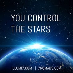YOU control the star(s)!
