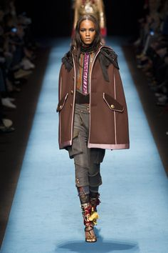 Dsquared² at Milan Fall 2016