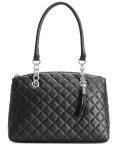 Calvin Klein Geneva Pebble Satchel - All Handbags - Handbags & Accessories - Macy's