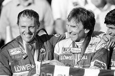 Al Holbert, Derek Bell & Chip Robinson Winning the Daytona… | Flickr ...