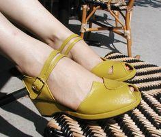 Picasso – Re-mix Vintage Shoes