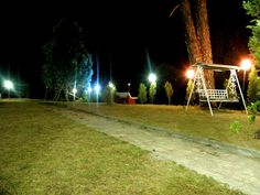 Panoramic Group's Nanda Devi Resort Open Area