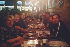 dinner at eureka