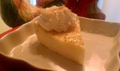 Sugar Cream Pie...plus Buttermilk Pie and Cottage Cheese Apple Pie