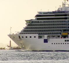 Costa Luminosa operated by Costa Crociere, built in 2009 by Fincantieri is a cruise ship with 292m long.