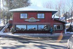 Great Adirondack Steak & Seafood, Lake Placid, NY