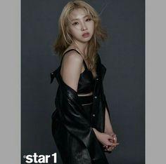 """Minzy:""""@ star1 ❤ New Photo"""""""