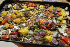 #Picnic In your #Mouth #Baked Chopped/ #theKitchenChopper