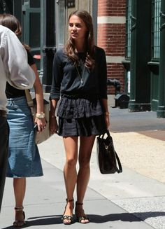 Alicia Vikander - Out in New York City, August 2015