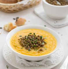 5 Ricette di zuppe con legumi buonissime
