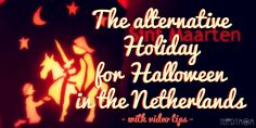 The alternate holiday for Halloween in the Netherlands - Sint Maarten Video ideas, tips and tricks for moms and dads to make it a celebration and a digital memory in spite of the dark and cold conditions!