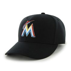 8292a31e9fd9b Miami Marlins Bullpen MVP Home 47 Brand Adjustable Hat
