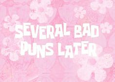 several bad puns later, pink, flowers, positive, funny Sonny Munroe, Flower Yellow, Pink Flowers, Baby Face, Bad Puns, Overlays, Pink Walls, Homestuck, Looks Cool