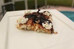 Tiramisu (without eggs) Recipe with Hot Fudge, Nutella and Frangelico