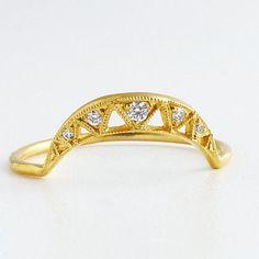 14K Vaeda Ring