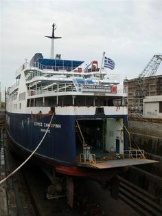 Express Santorini Ferry Boat, Paros, Santorini, Over The Years, Boats, Fair Grounds, Travel, Trips, Boating