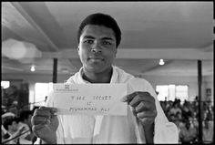 Muhammad Ali: the Greatest by Al Satterwhite —Kickstarter