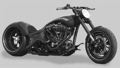 v-rod custom parts, custom motorcycle frames, chopper frames, walz, penz, Harley frames, custom motorcycles