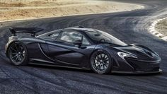 McLaren P1 - Holy cow this phenomenal car is a hybrid! But only to improve it's performance, not to save the planet!!