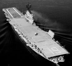 USS Hancock CVA CV-19 Essex class Aircraft Carrier US Navy North Vietnam, Vietnam War, Uss Hancock, Essex Class, Subic Bay, Go Navy, Leyte, Rear Admiral, Flight Deck