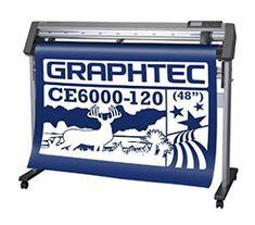 Graphtec, GRAPHTEC CE6000-120 Vinyl Cutter Honey Extractor, Best Honey, Vinyl Cutter, Toy Chest, Storage Chest, Top, Crop Shirt, Shirts
