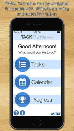 BrainKit TaskPlanner: visual schedule app.