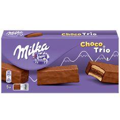 Milka Choco Trio Soft Biscuit 150g
