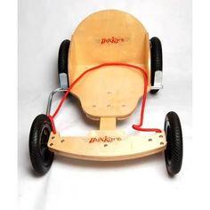 Resultado de imagen de kiddimoto wooden billy cart