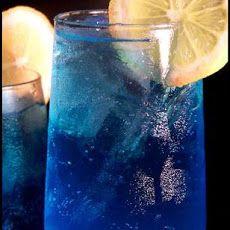 BLUE DRINKS!! Yay...bring on the taste testing! :-)